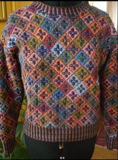 Ravelry: Kells Sweater pattern by Alice Starmore