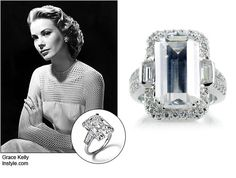 celebrity style jewelry princess grace kelly 39 s engagement ring