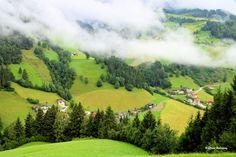 Golf Courses, Alps, Scenery