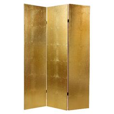Bring an eye-catching touch of style to your home décor with this chic design, hand-picked by Zoe Feldman.Product:  Room divider
