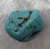 Turquoise Tumbled Stone Gemstone Crystal Healing Rock Wiccan Supplies - http://turquoisebeads.net/turquoise-tumbled-stone-gemstone-crystal-healing-rock-wiccan-supplies/