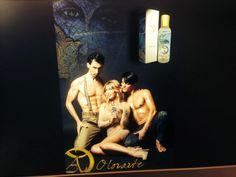 Imagen de Odorarte el Nuevo perfume de Angel Ostariz