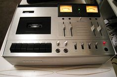 Tape - HARMAN KARDON HK-2000