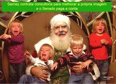 Do que ri a mídia no Natal | Sarney virou Papai Noel de shopping - veja http://www.bluebus.com.br/que-ri-midia-sarney-virou-papai-noel-de-shopping-viu-isso/