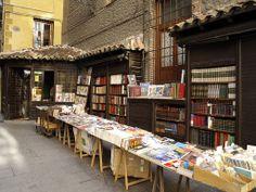 5 de las librerías más originales del mundo Calle San Gines - Madrid