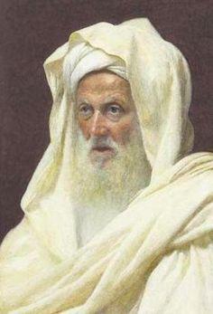 Jose Tapiro Y Baro, Old Man Dressed in White (Vieil homme en blanc) by Real Distan