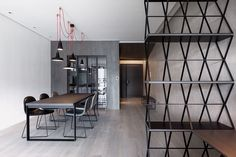 """""""Lin Residence"""" Contemporary Apartment by LGCA DESIGN"""