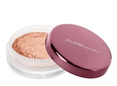 freshMinerals Mineral Loose Powder Foundation Ivory 2 Gram ** You can get more details by clicking on the image. Loose Powder Foundation, Face Powder, Makeup Foundation, Minerals, Ivory, Image, Foundation