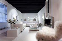 Inspiratie | Jan de Bouvrie | #interiordesign #design #white #jandesbouvrie #livingroom #woonkamer #wonen
