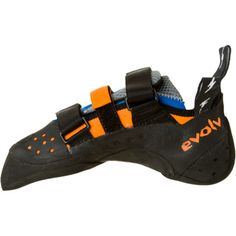 Evolv Shaman Climbing Shoe | These have officially replaced my recently deceased Katanas.