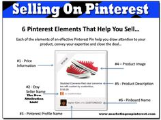 Pinterest's Six Sales Tools - Are you using them effectively?