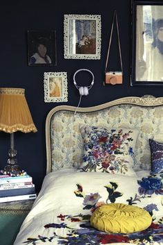 *bellaMUMMA {life is beauty-full}: home inspiration: OPULENT BEDROOMS