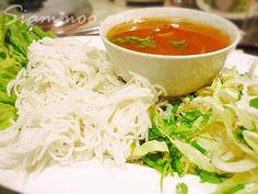 Bloggang.com : แมวเซาผู้น่าสงสาร - สูตรทำขนมจีนน้ำยาป่า