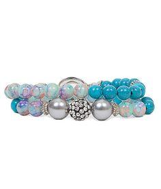 BKE Beaded Bracelet Set at Buckle.com