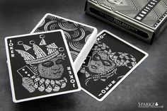 Collections: Black Book Manifesto by Uncommon Beat | Kardify : Playing Cards News