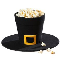 Pilgrim Snack Hat as you snack your way through what Thanksgiving means other than food, football, and family
