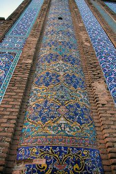 Iran 2010 Qazvin Jameh Mosque 151 Iran Traveling Center irantravelingcent... #iran #travel #traveltoiran