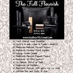 The Full Flourish Collection <3  📲💻www.HeatherMcCowan.com 👉🏼Shop👉🏼Collections & Sets👉🏼The Full Flourish