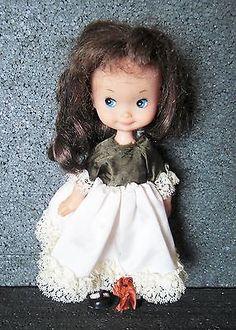 Fiba Bambola Vintage 27 Cm Doll Poupee Muneca