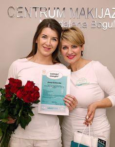 Aneta Kozłowska, Szkolenie Long-Time-Liner, kurs makijażu permanentnego, Licencja I, październik 2016