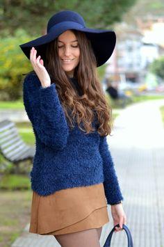 Jersey gordito de H&M azul