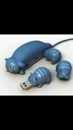 Cat USB!