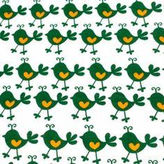 Vogeltjes tricot