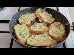 🎯Bayat Ekmekler Bu Sosla Tam Bir Börek Tadında🔝Yoğurtlu Bayat Ekmek Böreği 💯 - YouTube Filet Crochet, Yogurt, Eggs, Cheese, Chicken, Breakfast, Meal, Recipes, Cake