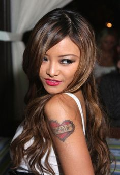 celebrity-tattoos-Tila-Tequila Celebrity Tattoos from movie megastars, rap, hip hop, reggae music performer and professional's ball, golf, tennis players are more recognized the last few years.