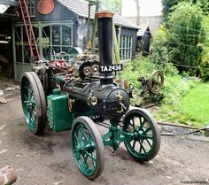 Steam Engines For Sale | Steam Traction Engines for Sale