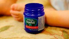 Estos son los 7 usos de Vicks Vaporub que seguro no conocías!