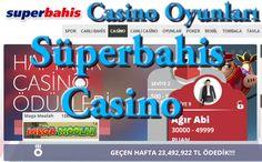 Popüler casino siteleri arasında yıllardır yerini koruyan ve bu alanda en iyisi olmak için elinden geleni yapan süperbahis casino sitesi binlerce oyun severe en iyi casino oyunlarını sunarak kendini ispat etmiş oluyor. Her alanda iyi yerlere gelebilmek için superbahis casino severleri cezbedici bir çok haberi, ödülü, promosyonu ve bonusları cömertce sunuyorlar.