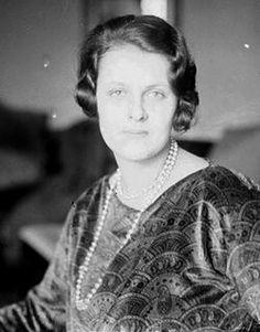 """Princess Alexandra Pavlovna Galitzina 1905-2006.She was the first wife of Prince Rostislav Alexandrovich Romanov of Russia. """"AL"""""""