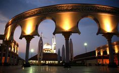 Great Mosque, Semarang, Indonesia