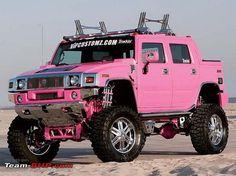 Pink Cars -