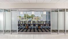 wm | interior design  Golden State Foods Conference Room | Ware Malcomb Chicago  #architecture #interiordesign #office