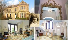 House where real Alice in Wonderland lived is on the market for £1m #DailyMail