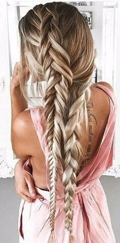 This is the prettiest braid i have ever seen ❤️