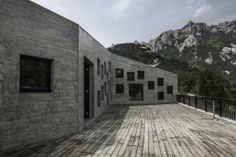 Tianzhoushan tea house by Archiplein: http://www.archello.com/en/collection/chinese-architecture-rooted-place-and-time