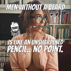 """No Point. ~~ Visit BrewingBeards.com #BrewingBeards #uygp ☕ #beard #beardgang…"