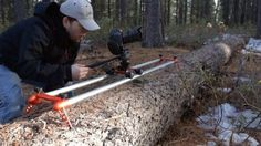 The Red Rocket Travel Slider is a lightweight portable camera slider for film-makers on the go.