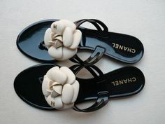 Sandals Chanel