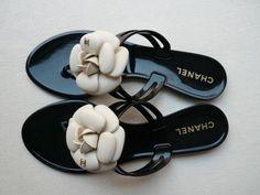 Sandals Chanel