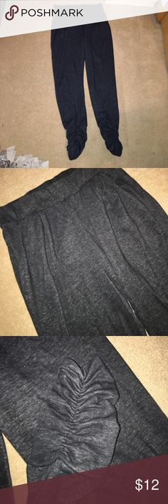 H & M Black Jogger Style Pants Super Cute H & M Black Jogger Dress Style Pants  Size Small  IGUC  Smoke and Pet Free Home H & M Pants Track Pants & Joggers