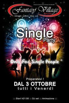 fantasy village single party