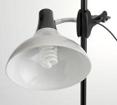Clip-on Studio Lamp