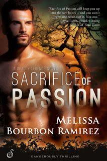 Bea Reviews Sacrifice of Passion by Melissa Bourbon Ramirez