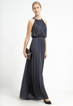 Tommy Hilfiger - CELENA  - Fotsid kjole - blue
