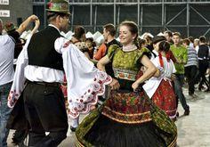 Budapest Bug Folk Clothing, Hungary, Budapest, Culture, Embroidery, Clothes, Needlework, Outfit, Needlepoint