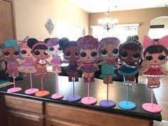 LOL Surprise Dolls Table Centerpieces